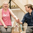 Photo Flash: In Rehearsal with Anne-Marie Duff, Arthur Darvill and the Cast of SWEET  Photo