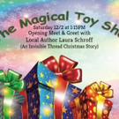 Author Laura Schroff to Sign Books Before THE MAGICAL TOY SHOP at The Noel S. Ruiz Theatre