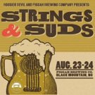 Strings & Suds Festival Brings Roots Music To Black Mountain This August