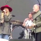 VIDEO: Miley Cyrus Makes Surprise Appearance at Beale Street Music Festival