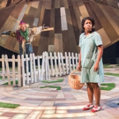 Photo Flash: First Look - Head Down the Yellow Brick Road with THE WIZARD OF OZ at the Crucible Theatre Photos
