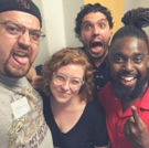 The 'Broadwaysted' Podcast Welcomes SONGS FOR A NEW WORLD's Mykal Kilgore Photo