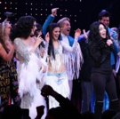 BWW TV: Watch Cher Turn Back Time with the Cast of THE CHER SHOW on Opening Night! Photo