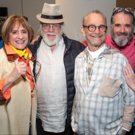 Photo Flash: Patti LuPone, Marc Shaiman, and Scott Wittman Visit FIDDLER ON THE ROOF IN YIDDISH