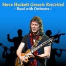 Steve Hackett Genesis Revisited Announces 6-Date UK Tour