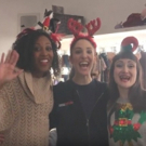 VIDEO: Happy Holidays from the Stars of Arena Stage's PAJAMA GAME, 'NINA SIMONE' and THE PRICE