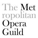 The Metropolitan Opera Guild Announces Anna Netrebko As Honoree of 84th Annual Luncheon