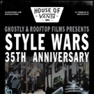House of Vans Brooklyn Announces Ghostly Workshop + Style Wars Screening With DJ Set from Stretch Armstrong