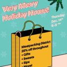 Meatpacking District 'Very Merry Holiday Hours' Set for Today
