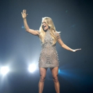 Carrie Underwood Pens & Records 'The Champion' for NBC's SUPER BOWL LII Opening
