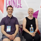 C. Neil Parsons and Zara Lawler of THE FLUTE ON ITS FEET at Orlando Fringe Interview