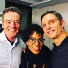Kerry Washington Visits SCANDAL Co-Star Tony Goldwyn at NETWORK