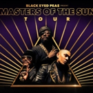 The Black Eyed Peas Announce MASTERS OF THE SUN U.K. Tour Photo