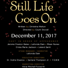 Christine Melton's STILL LIFE GOES ON Gets Reading in Brooklyn