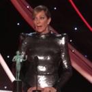 VIDEO: SAG Award Winner Allison Janney Thanks 'Fearless' I, TONYA Co-Star