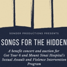 Sonder Productions Presents Songs for the Hidden Benefit Concert Photo