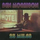 Ben Morrison Announces Debut Solo EP