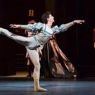 Guillaume Côté Joins The Bolshoi Ballet as a Guest Artist in ROMEO AND JULIET