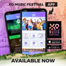 XO MUSIC FESTIVAL Releases New Mobile App on IOS and Android