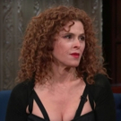 VIDEO: Bernadette Peters Talks About Changing Her Name on THE LATE SHOW