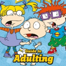 Nickelodeon Rugrats: GUIDE TO ADULTING & Nickelodeon Hey Arnold!: GUIDE TO RELATIONSH Photo