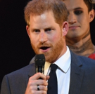 Photo Flash: HRH The Duke Of Sussex Attends Gala Performance Of BAT OUT OF HELL In Support Of The Invictus Games Foundation