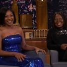 VIDEO: Tiffany Haddish Crashes Whoopi Goldberg's 'Tonight Show' Interview