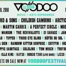 Mumford & Sons, Childish Gambino, Arctic Monkeys To Headline Voodoo Music + Arts Experience's 20th Anniversary