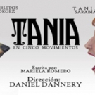TANIA EN CINCO MOVIMIENTOS Comes to Cultural Trasnocho Tomorrow!