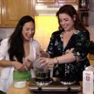 Backstage Bite with Katie Lynch: SMOKEY JOE'S CAFE's Alysha Umphress Toasts Some S'mo Video