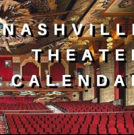 SAVE THE DATE: Nashville Theater Calendar for December 3, 2018
