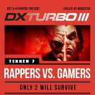 BET & Wingstop To Host HipHopDX's 3rd Annual Rappers VS Gamers Tag-Team Tournament: D Photo