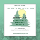 Peninsula Players Announces 2018 Play Reading Series