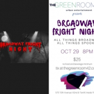 BROADWAY FRIGHT NIGHT to Spook at The Green Room 42 Photo