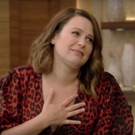 VIDEO: Katie Lowes Chats Making Her Broadway Debut in WAITRESS on LIVE WITH KELLY AND RYAN
