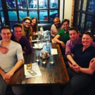Photo: Josh Gad, Andrew Rannells, and More Original BOOK OF MORMON Stars Reunite! Photo