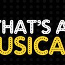 BWW TV: Hablamos con los artistas de THAT'S A MUSICAL