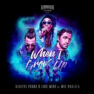 Dimitri Vegas & Hip-Hop Star Wiz Khalifa Drop WHEN I GROW UP Out Now via Ministry of Sound