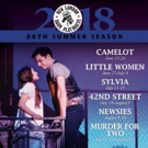 New London Barn Announces 2018 Summer Season; CAMELOT, NEWSIES, and More Photo