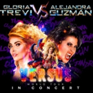 Glori Trevi And Alejandra Guzman At The Hollywood Bowl April 14