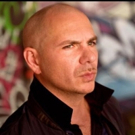 Pitbull Added To Univision's  Feliz 2018! Line Up