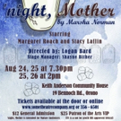 BWW Feature: 'NIGHT, MOTHER -  at Some Theatre Company