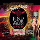 Billboard Chart-Topping Jazz Vocalist Anna Danes Soars On FIND YOUR WINGS