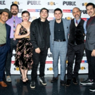 Photo Coverage: Public Theater Celebrates Opening Night of OEDIPUS EL REY