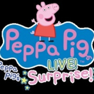 Peppa Pig Live Tour Surpasses Half A Million Tickets Sold In North America
