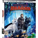 HOW TO TRAIN YOUR DRAGON: THE HIDDEN WORLD Available On Digital 5/7, 4K Ultra HD, Blu-Ray, DVD, On Demand 5/21