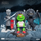 HBO and FOCO Introduce Game of Thrones MLB Bobbleheads