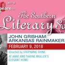 TN Shakespeare Co. Presents Salon: JOHN GRISHAM, ARKANSAS RAINMAKER Photo