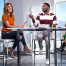 Scoop: E! Shares Clips from Daily Pop with Guest Co-Host Julissa Bermudez on THE CW