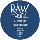 AJ Christou Releases 'Brain Cells' on Rawthentic Photo